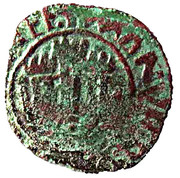 Ceitil - Manuel I (Group 1 - Castle without wall) – obverse