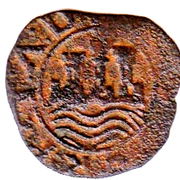 Ceitil - Manuel I (Group 5 - Castle with straight wall) – obverse