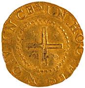 Cruzado - Filipe I – reverse