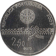 2½ Euro (World Heritage - Belém Tower) -  obverse