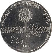 2½ Euro (World Heritage - Belém Tower) -  obverse