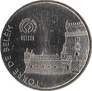 2½ Euro (World Heritage - Belém Tower) -  reverse