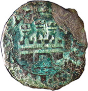 Ceitil - João III (Group 8 - Castle wiyh multiple layer high wall) – obverse