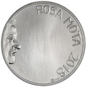 7½ Euro (Sport Heroes - Rosa Mota) -  reverse