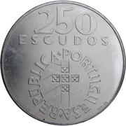 250 Escudos (Carnation Revolution) -  obverse