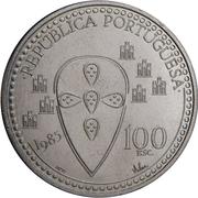 100 Escudos (Afonso Henriques) -  obverse
