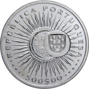 500 Escudos (Padre António Vieira) -  obverse