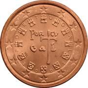 2 Euro Cent – obverse