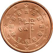 5 Euro Cent – obverse