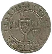 Grave - Fernando I (Valência de Alcântara mint) – reverse