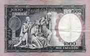 1000 Escudos – reverse