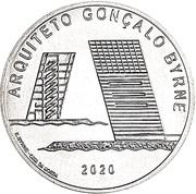 7½ Euro (Gonçalo Byrne; Silver) -  reverse