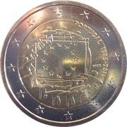 2 Euro (30 Years of EU Flag) -  obverse