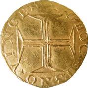 500 Reais - Sebastião I (Porto mint) – reverse