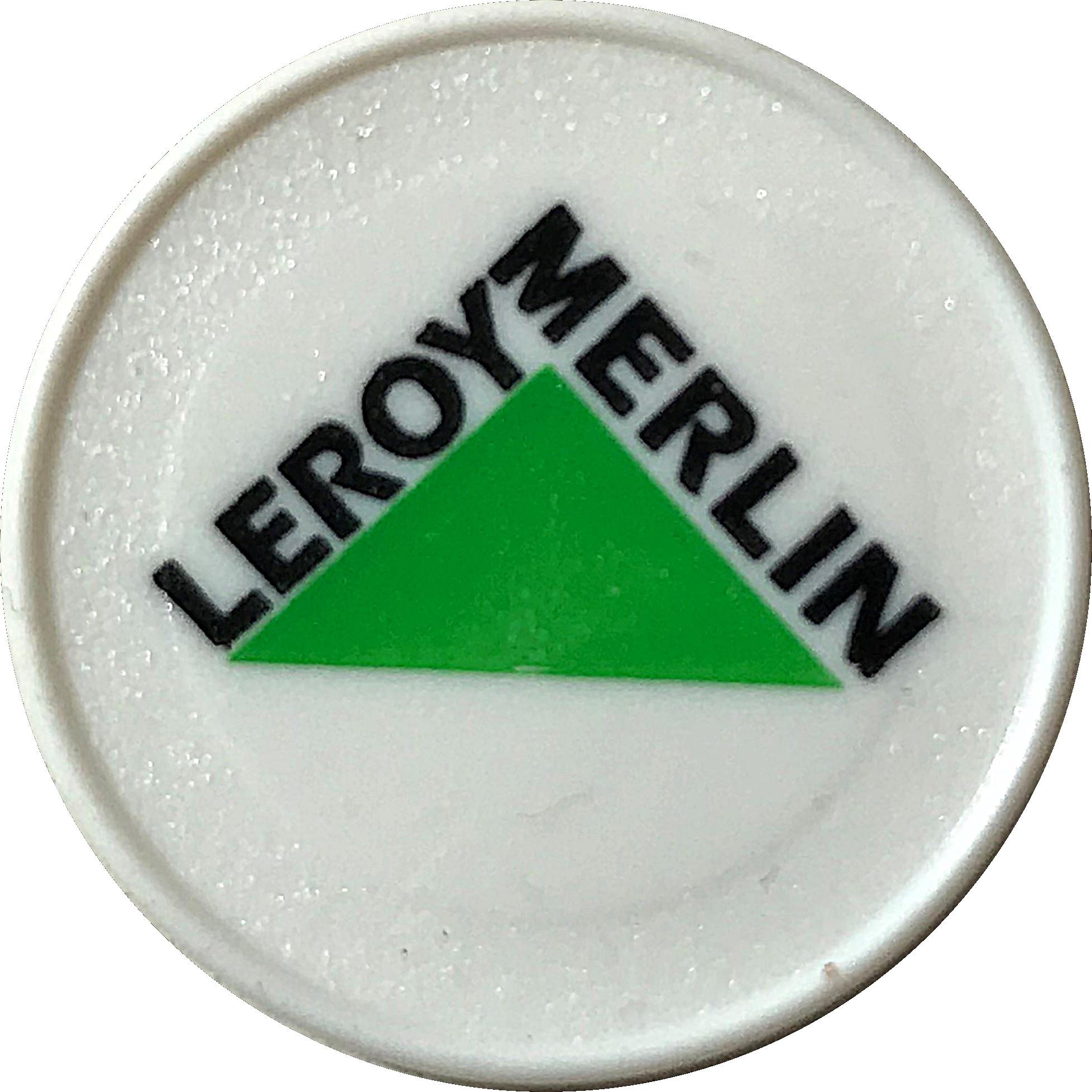 Shopping Cart Token - Leroy Merlin (1 Euro) - Portugal – Numista