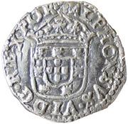 Tostão - Afonso VI – obverse