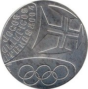 10 Euro (Olympic Games) -  reverse