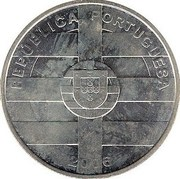 10 Euro (EU Membership of Portugal & Spain) – obverse