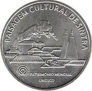 5 Euro (World Heritage - Sintra) -  reverse