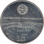 10 Euro (FIFA World Cup) – obverse