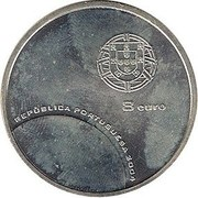 8 Euro (Football - The Keeper's Save) -  obverse
