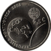 2½ Euro (Olympics) -  obverse