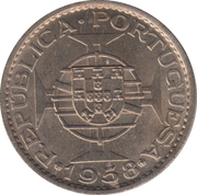 60 Centavos – reverse