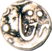 ⅛ Rupee - Shah Alam II – reverse