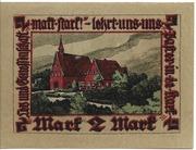 2 Mark (Baugenossenschaft Eigenheim) – reverse