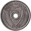 1 Dollar - Leonard I (Queen's Jubilee) – obverse