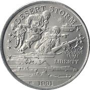 5 Dollars - Leonard I (U.S. Marines) – reverse