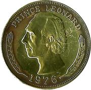 20 Cents - Leonard I – obverse