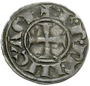 1 Denier - Charles I d'Anjou – obverse