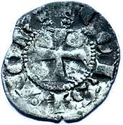 Denier Tournois - John of Gravina 1318-1333 – obverse