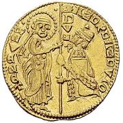 1 Ducat - Giovanni di Gravina – obverse