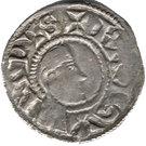 Denier - Raymond de Poitiers (Long neck) – obverse