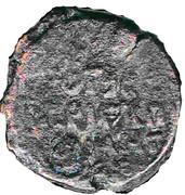 Follis - Roger de Salerno (3rd type) – reverse