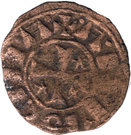 Pougeoise au Lys - Bohemond IV – reverse