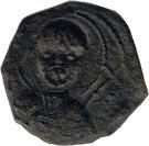 Follis au Buste de Saint Pierre Tancred 1er Type – obverse