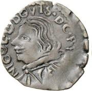 1 Quattrino - Niccolò Ludovisi – obverse