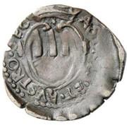 1 Quattrino - Niccolò Ludovisi – reverse