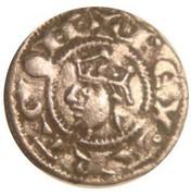 Obole d'Alphonse II d'Aragon-Gouverneur de Provence (1162-1196) Comté de Provence. – obverse