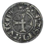 Denier - Charles I d'Anjou - Comte de Provence (1246-1285) – reverse