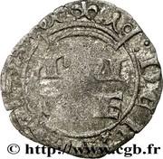 Double denier de Provence - Louis II d'Anjou – reverse