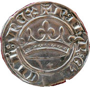 Robert d'Anjou 1309-1343 – obverse