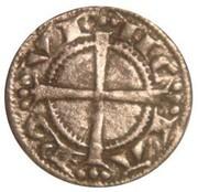 Obole d'Alphonse II d'Aragon-Gouverneur de Provence (1162-1196) Comté de Provence. – reverse