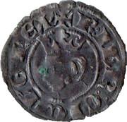 Denier - Charles I d'Anjou - Comte de Provence – obverse