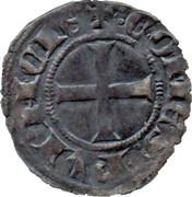 Denier - Charles I d'Anjou - Comte de Provence – reverse