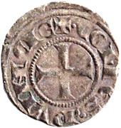 Obole -  Charles I d'Anjou - Comte de Provence – reverse
