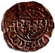 Obole - Charles I d'Anjou - Comte de Provence – obverse